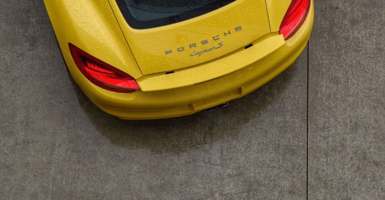 car-yellow